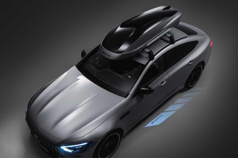 Mercedes-AMG 發表全新車頂箱配件