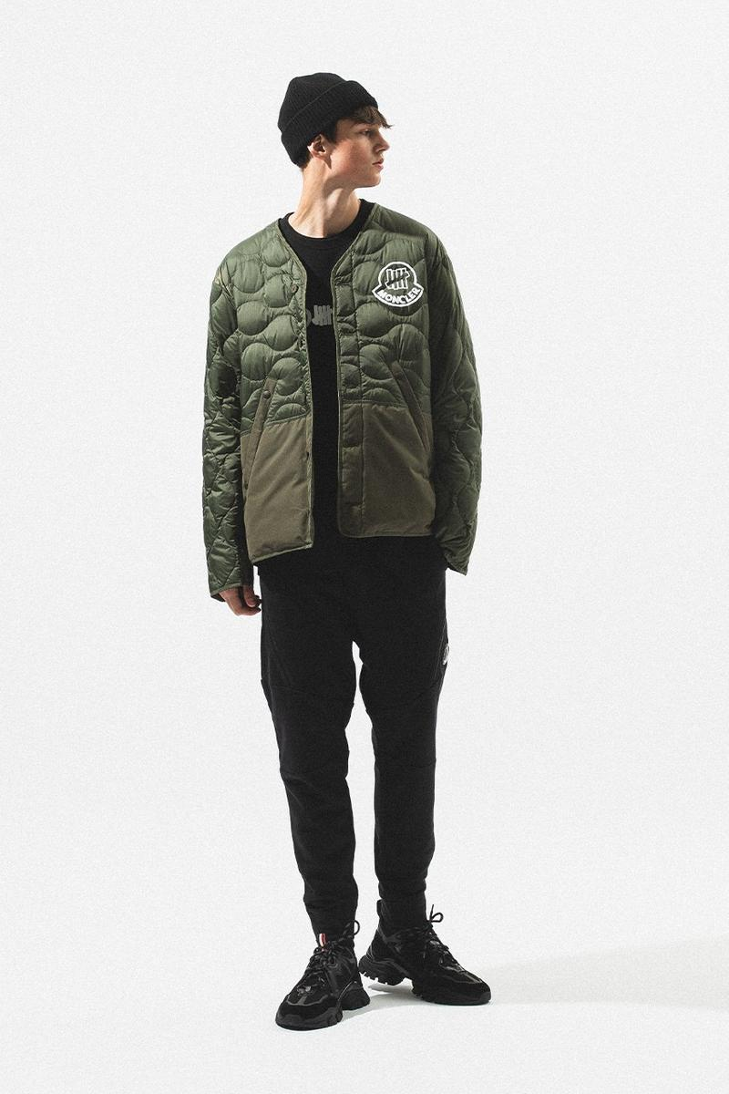 HBX 上架情報:UNDEFEATED x 2 Moncler 1952 全新秋冬聯名系列