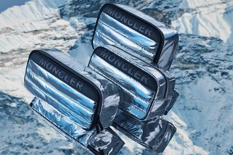 Moncler x RIMOWA「REFLECTION」全新聯乘系列行李箱正式發佈