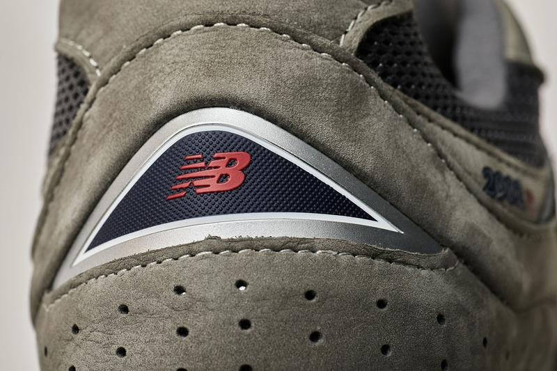 New Balance 經典型號 2002 回歸復刻兩大配色「Grey」&「Black」