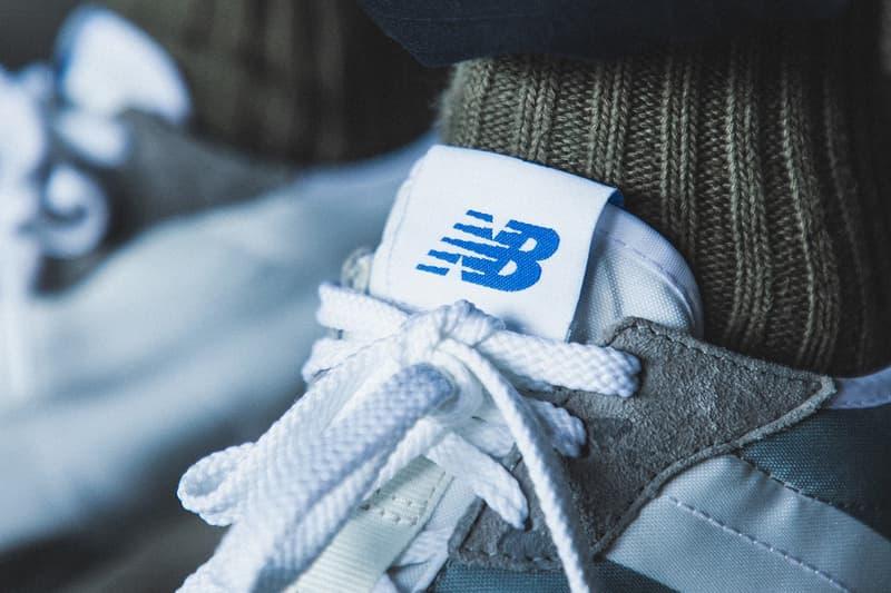 HBX 投籤情報-人氣鞋款 New Balance 327 元祖灰配色復刻上架