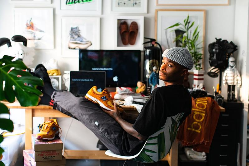 全新 New Balance 2002R 聯乘作發佈在即 | 專訪設計師 Salehe Bembury