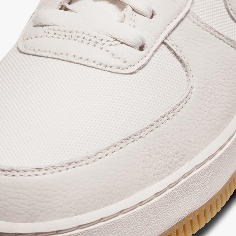 Nike Air Force 1 GORE-TEX 全新沙色設計發佈
