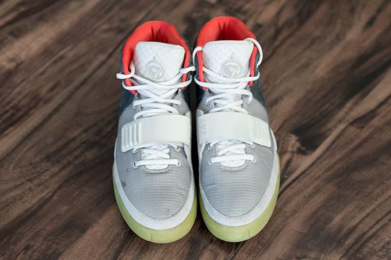 率先近賞 Nike Air Yeezy 2 未發佈配色「Mismatch」Sample 鞋款