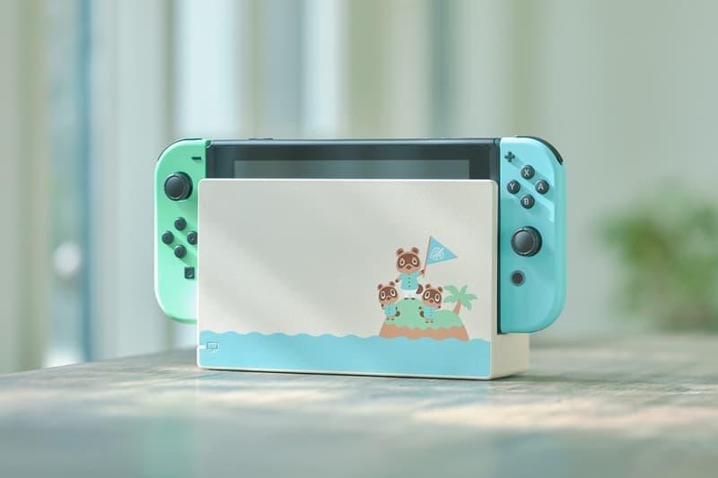 Nintendo Switch 超人氣《集合啦!動物森友會》主機重新補貨上架