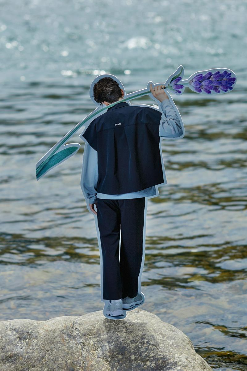 OFF DUTY 2020 秋冬系列「NO FEELS」Lookbook 正式發佈