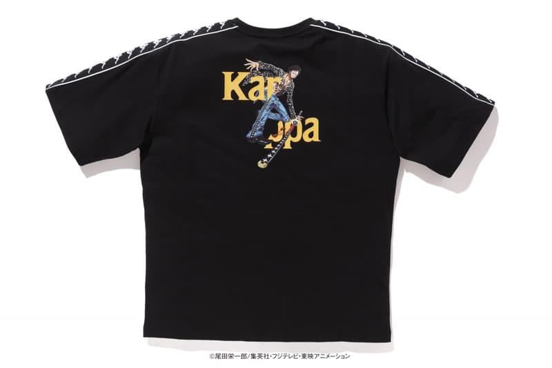 《ONE PIECE》x Kappa 第二回全新聯乘系列發佈