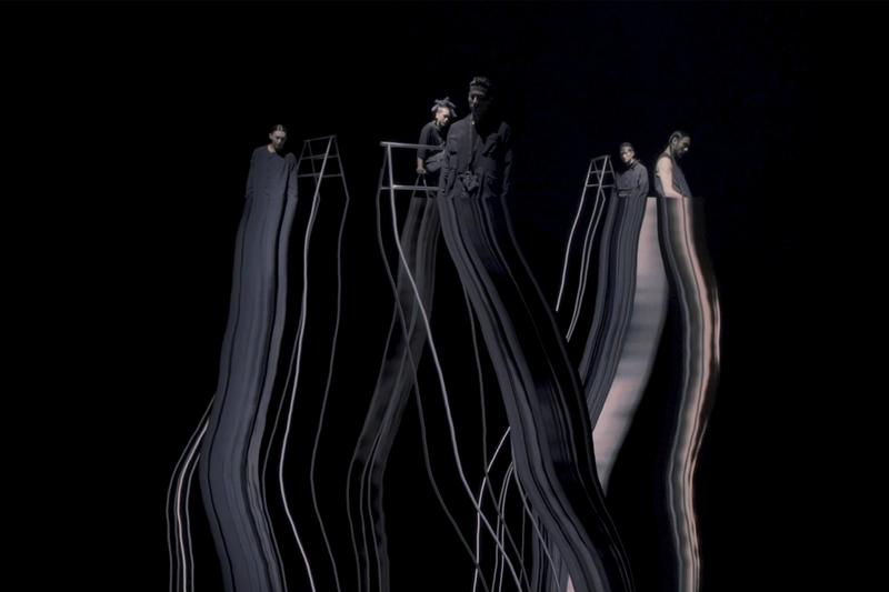 數位虛擬大秀-oqLiq 2021 春夏系列「風調雨順」登上 NYFW 紐約時裝周