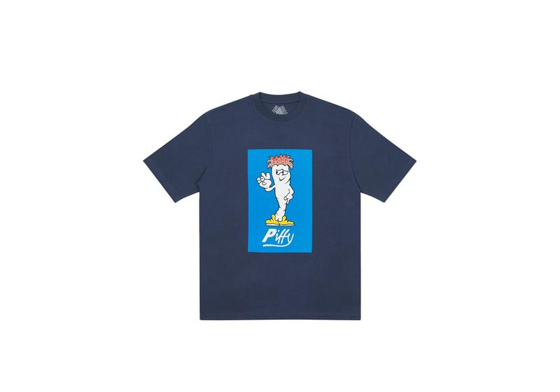 Palace Skateboards 2020 冬季系列恤衫單品一覽