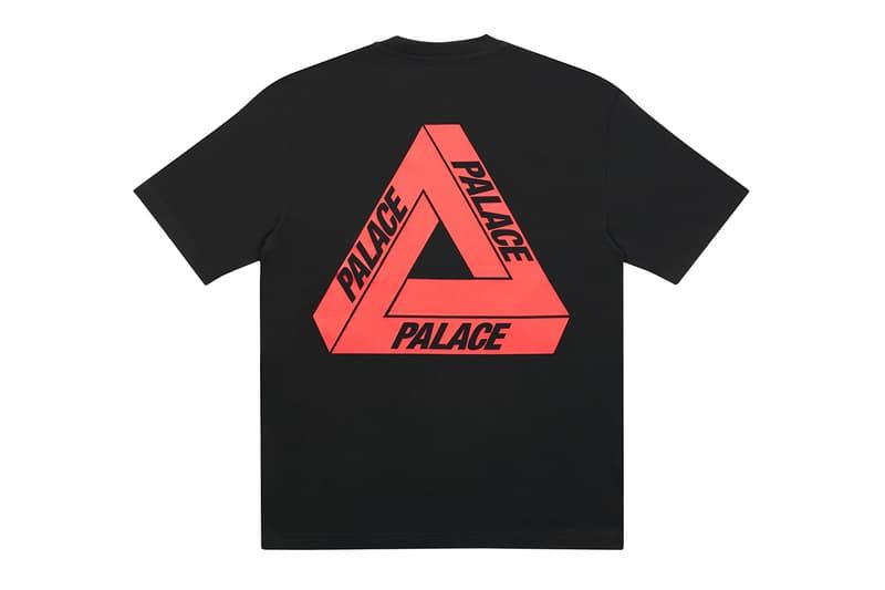 Palace Skateboards 推出全新「Tri-to-Help」慈善 T-Shirt 系列
