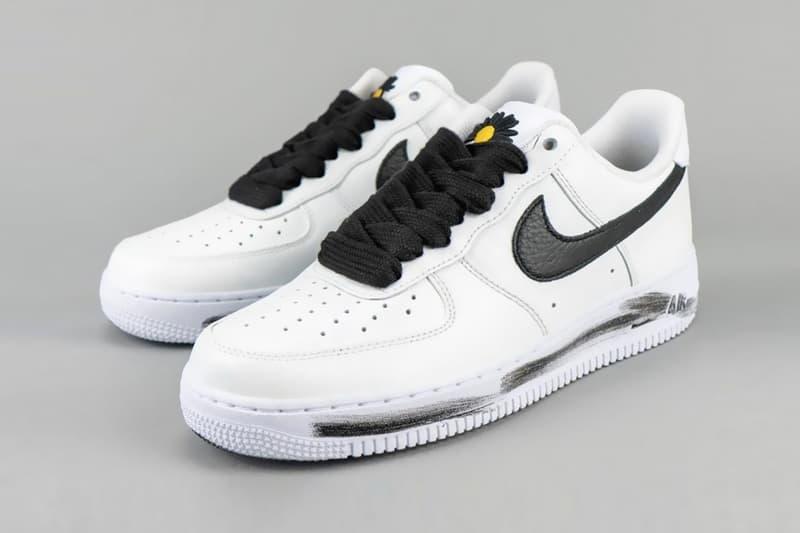 PEACEMINUSONE x Nike Air Force 1「Para-Noise 2.0」聯名實鞋再曝光