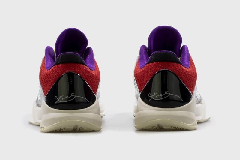 「NBA 最強鞋頭」P.J. Tucker 個人專屬 Nike Kobe 5 Protro PE 即將迎來發售