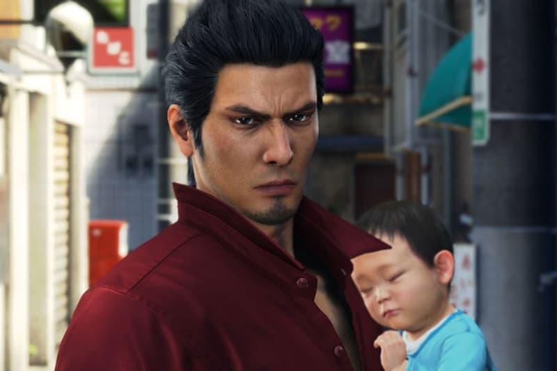 SEGA 正式宣佈極道系列遊戲《人中之龍》將推出真人版改編電影