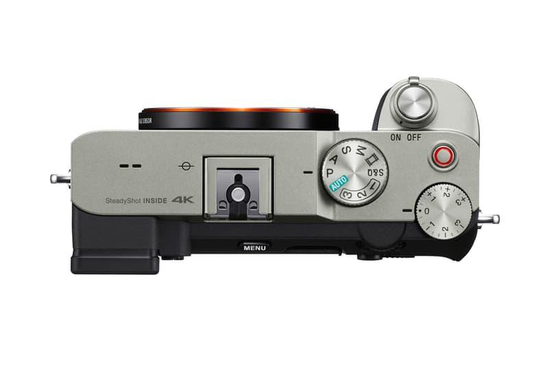 Sony 推出全世界迄今最輕巧 Full-Frame 全片幅相機 Alpha 7C