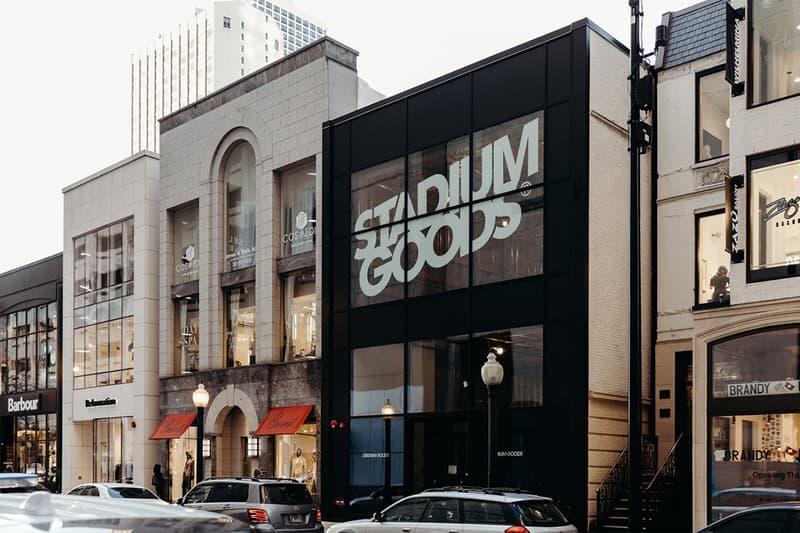 Stadium Goods 宣佈芝加哥全新門店開業日期