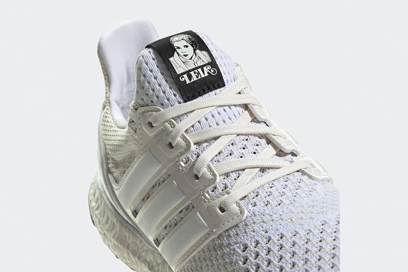 《Star Wars》x adidas UltraBOOST DNA「Yoda、Princess Leia」台灣發售情報