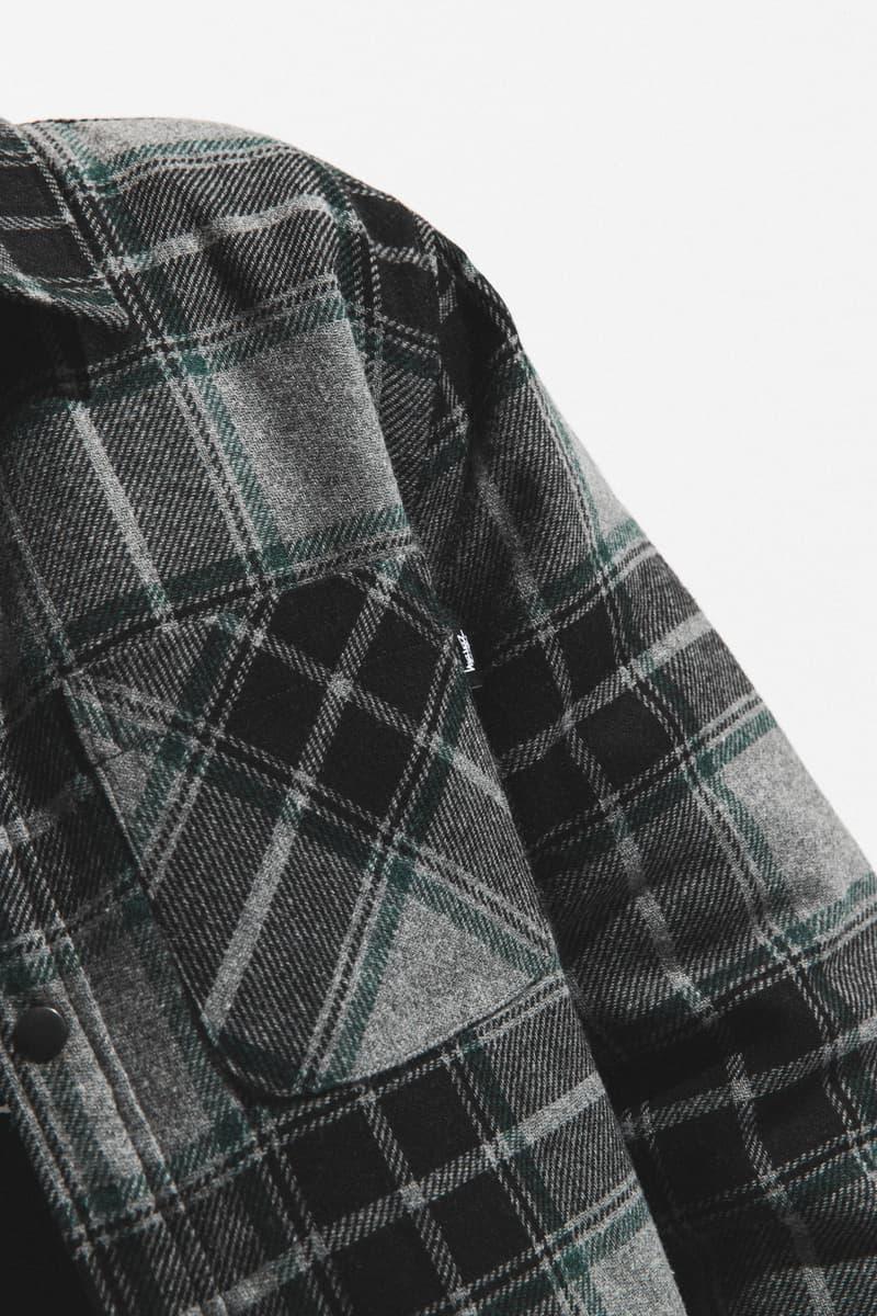 HBX 上架情報:Stüssy 2020 秋冬系列新品