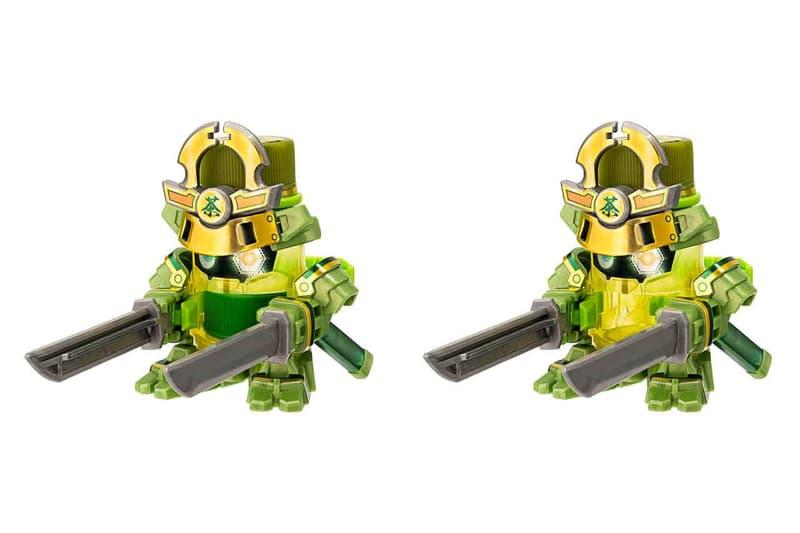 全新射擊玩具「瓶蓋革命 BOTTLEMAN」正式發佈