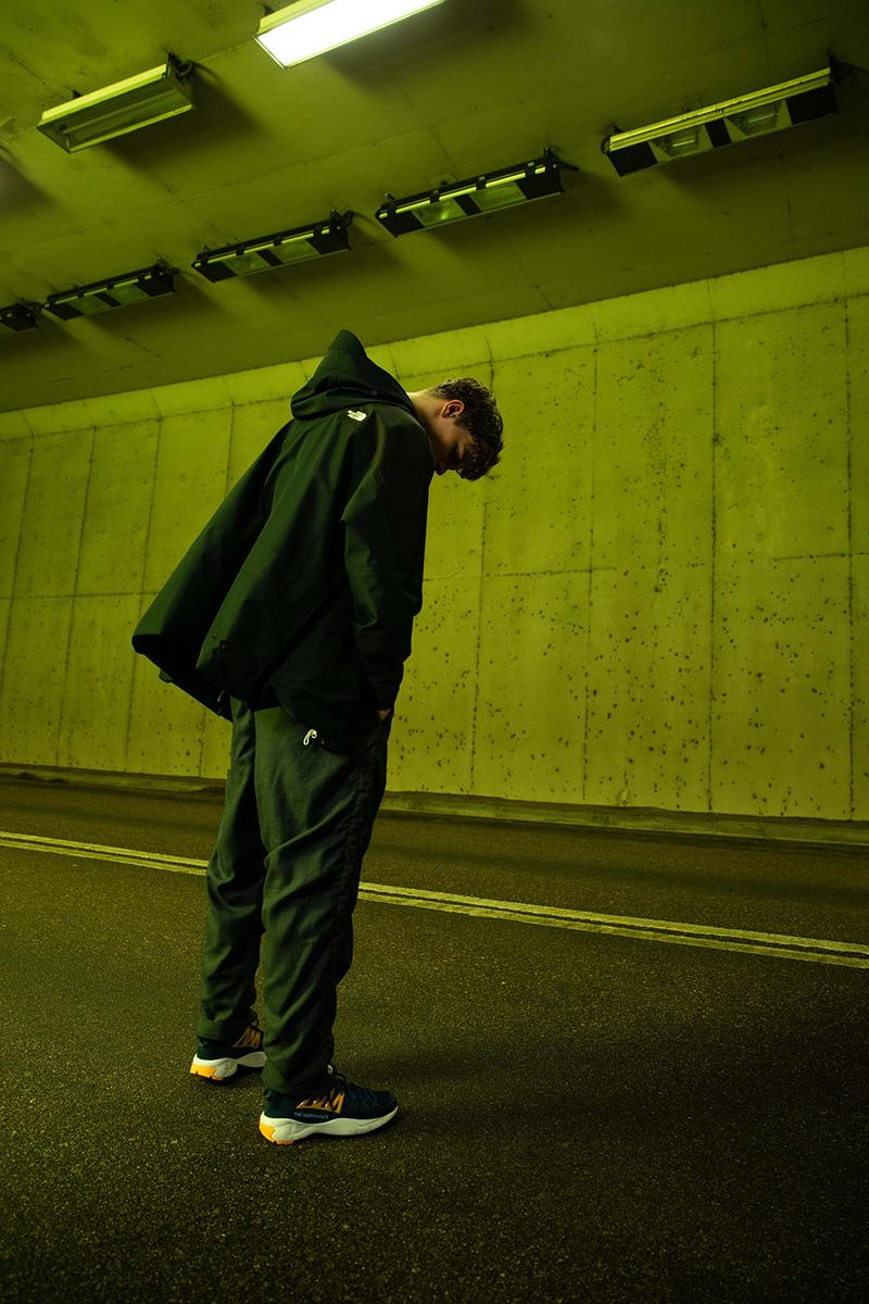 The North Face Urban Exploration 最新秋冬系列「Trotter Gold」正式登場