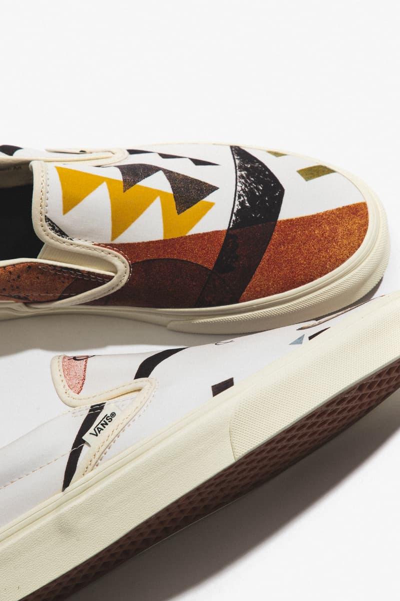 HBX 上架情報:Vans x MoMA 全新聯乘系列鞋款