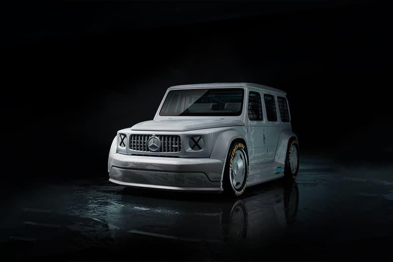 世紀合作降臨|Virgil Abloh x Mercedes-Benz 全新聯乘 G-Class 車款正式發表