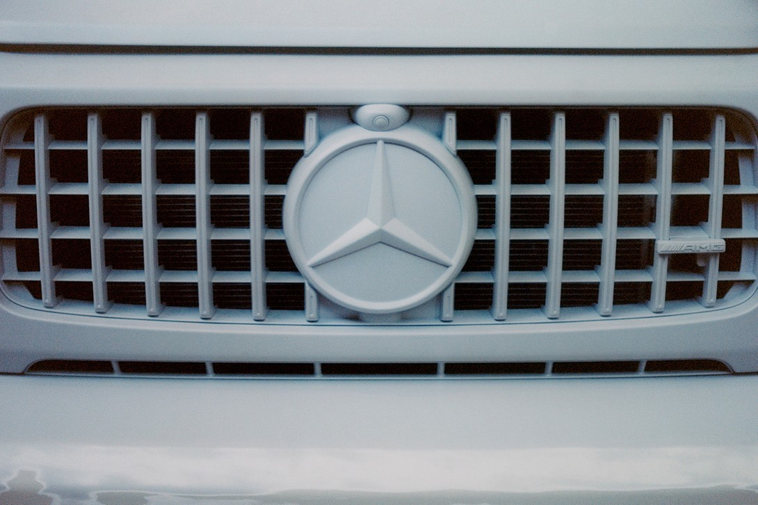 Virgil Abloh x Mercedes-Benz 全新聯乘 G-Class 車款正式發表