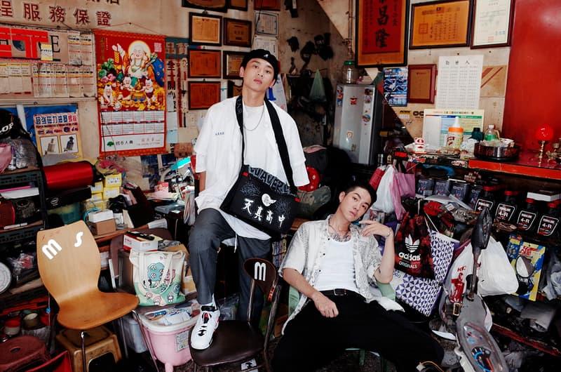 台灣新興嘻哈廠牌「WaverLAB 搖擺實驗室」推出首張 EP:《在地》