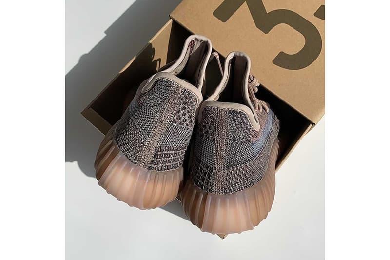 YEEZY BOOST 350 V2 最新配色「Yecher」實鞋率先曝光