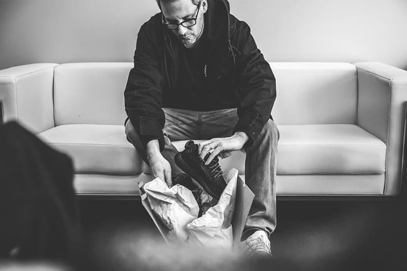 YEEZY 幕後功臣 - Jon Wexler 談與 Kanye West 的合作關係