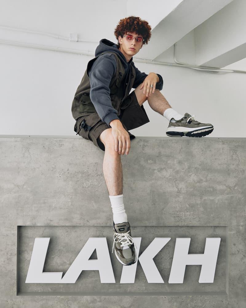 街頭機能元素-LAKH Supply 四週年「LAKH4ANNIVERSARY」別注系列