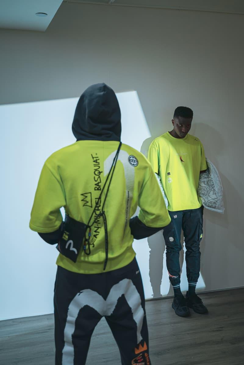 致敬傳奇塗鴉先鋒-EVISU 聯乘 Jean-Michel Basquiat 系列正式開售