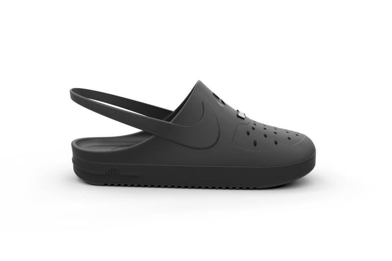 如果 Nike 和 Crocs 攜手打造聯乘鞋款的話會是如何?