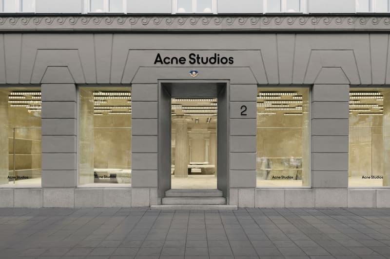 Acne Studios 全新旗艦店駐紮 Norrmalmstorg robbery 劫案現場