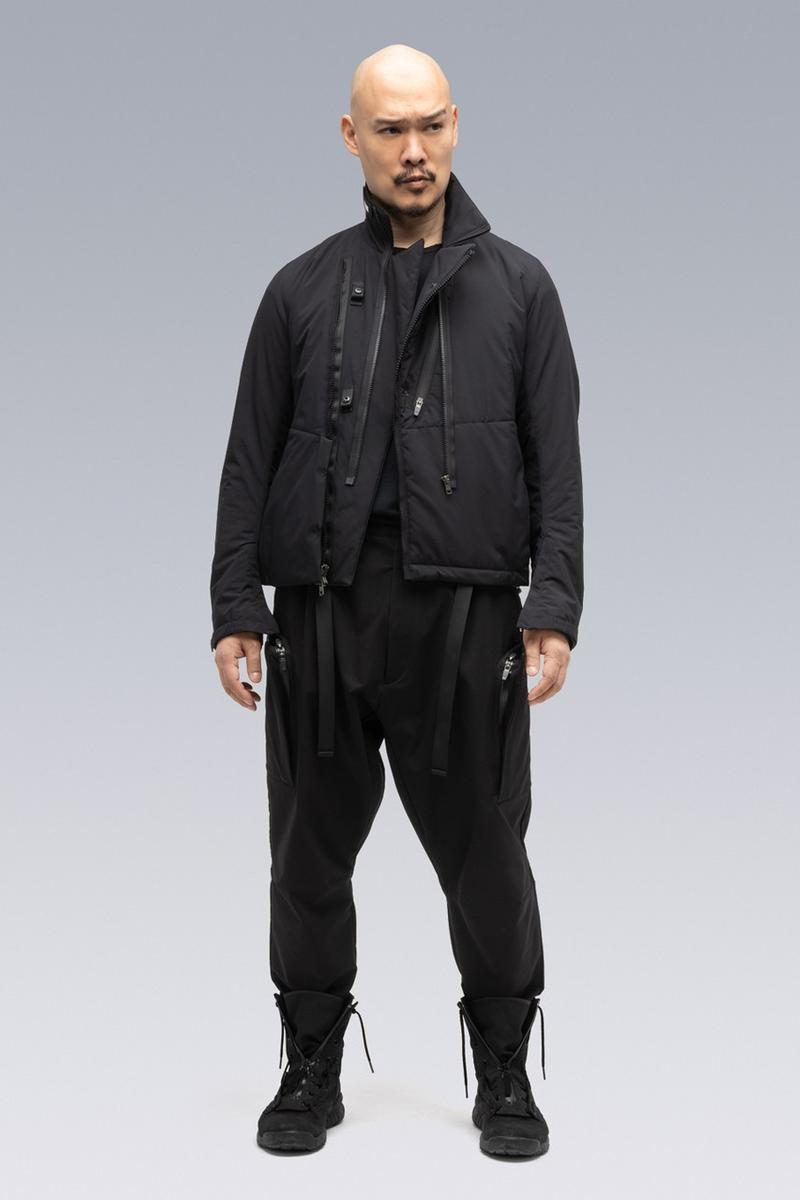 ACRONYM 2020 秋冬系列重新打造經典「J1B-GT 夾克」
