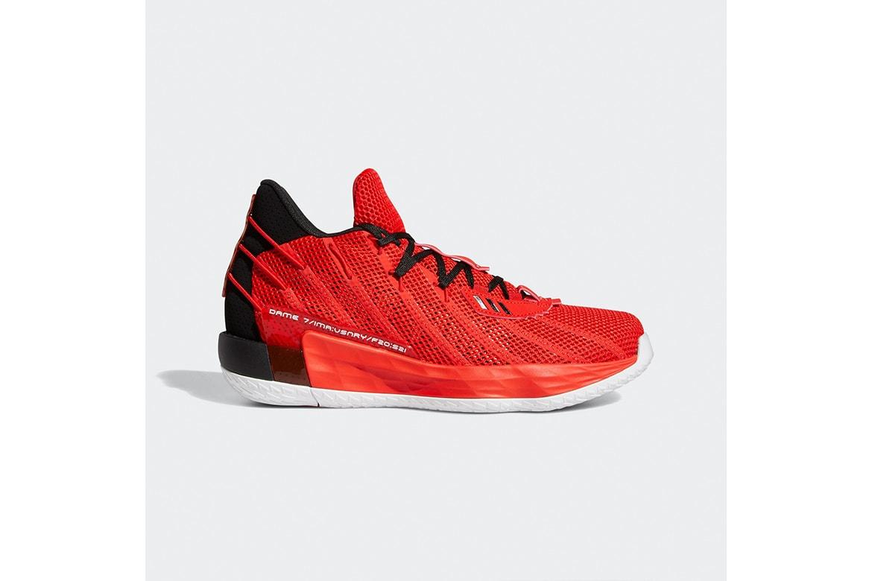 adidas 正式發表 Damian Lillard 全新世代戰鞋 Dame 7