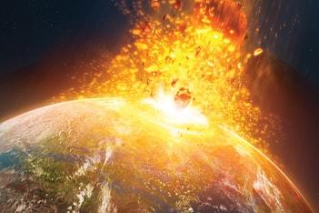 Picture of 一顆半徑 185 公尺之小行星被估計或將在 48 年後撞擊地球