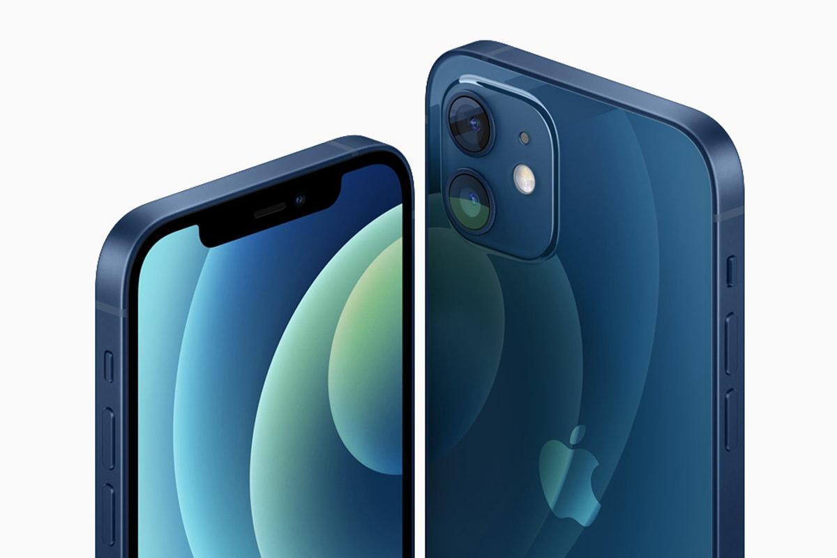 Apple 發佈會-iPhone 12 與 iPhone 12 Mini 以全新 5 色隆重登場