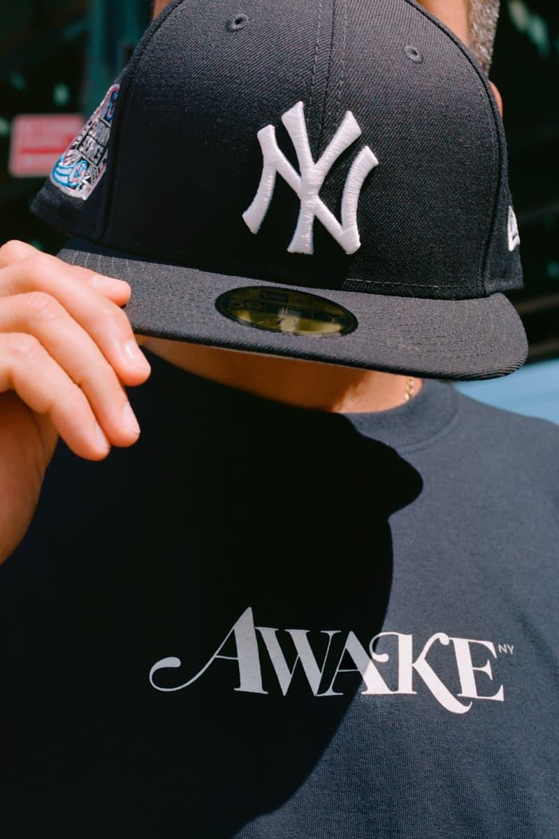 Awake NY x New Era 聯乘 Subway Series 系列發佈