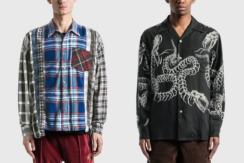 HYPEBEAST 統整近期開售「新季襯衫」入手情報(不停更新)