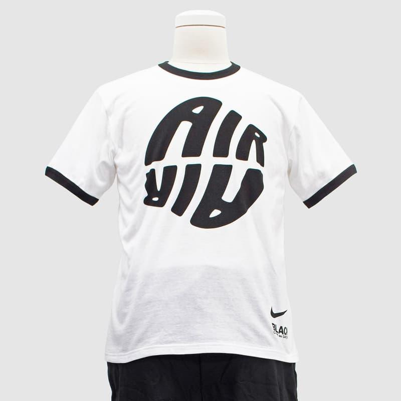 BLACK COMME des GARÇONS x Nike 2020 秋冬系列聯乘 T-Shirt 發佈