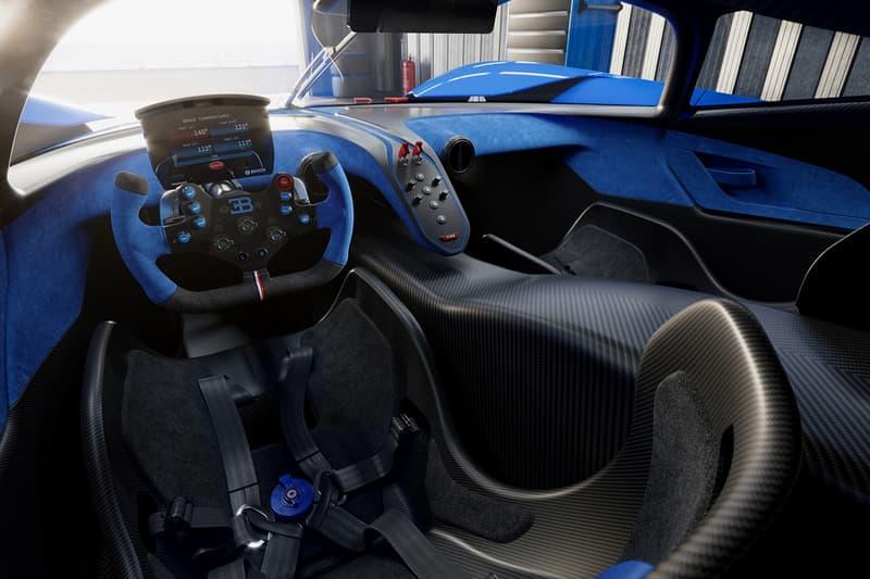 Bugatti 發表 1,825 匹制動馬力終極概念車型 Bolide