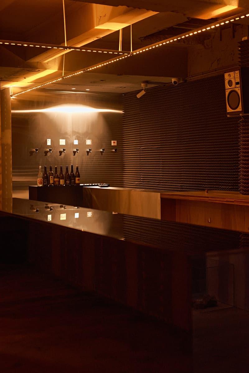 HYPEBEAST 率先走進台北最新「自然酒」風格酒吧 CINCIN