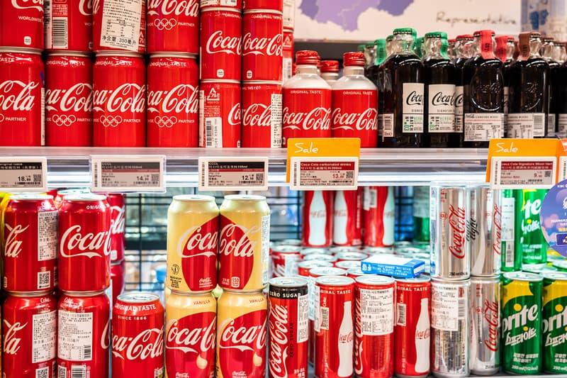 Coca-Cola 正式宣佈將停止販售旗下多款飲料