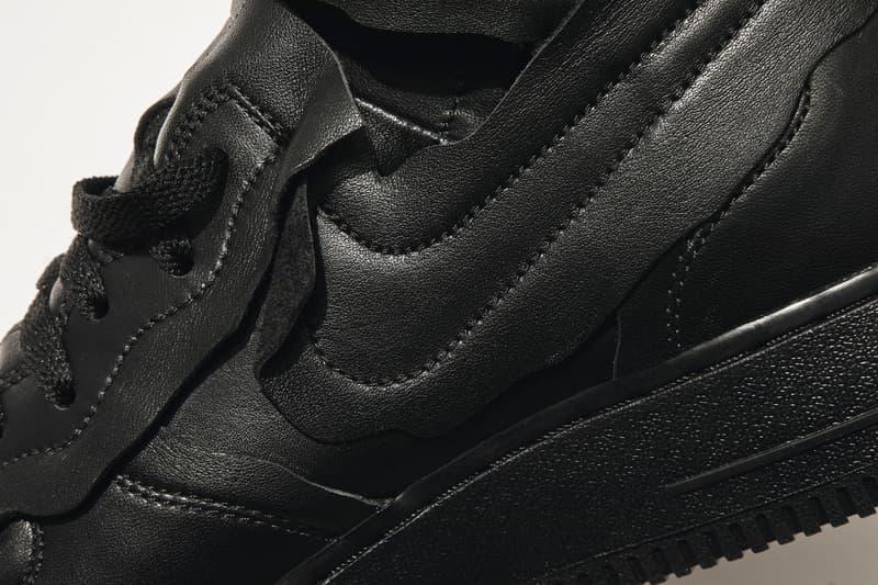 COMME des GARÇONS x Nike 全新聯乘 Air Force 1 Mid 系列正式發佈
