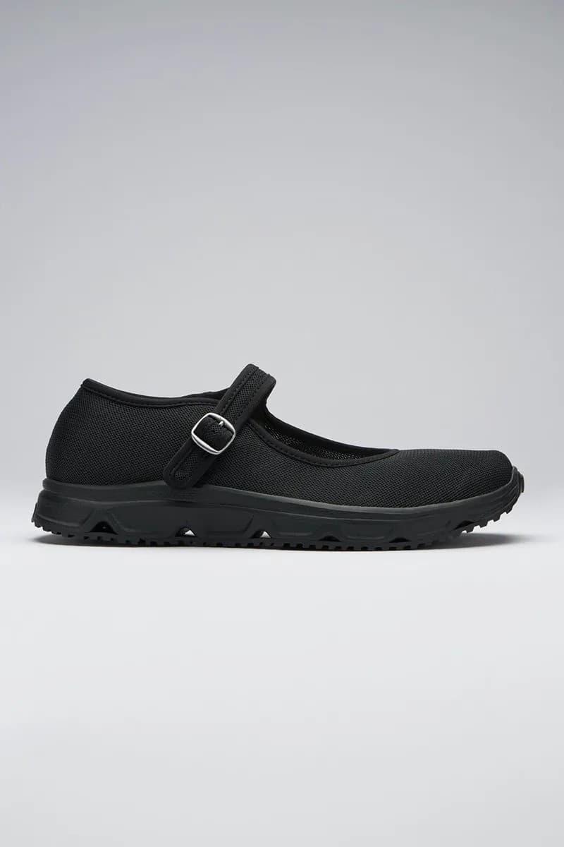 COMME des GARÇONS x Salomon 全新聯乘系列鞋款官方圖輯、發售情報公開