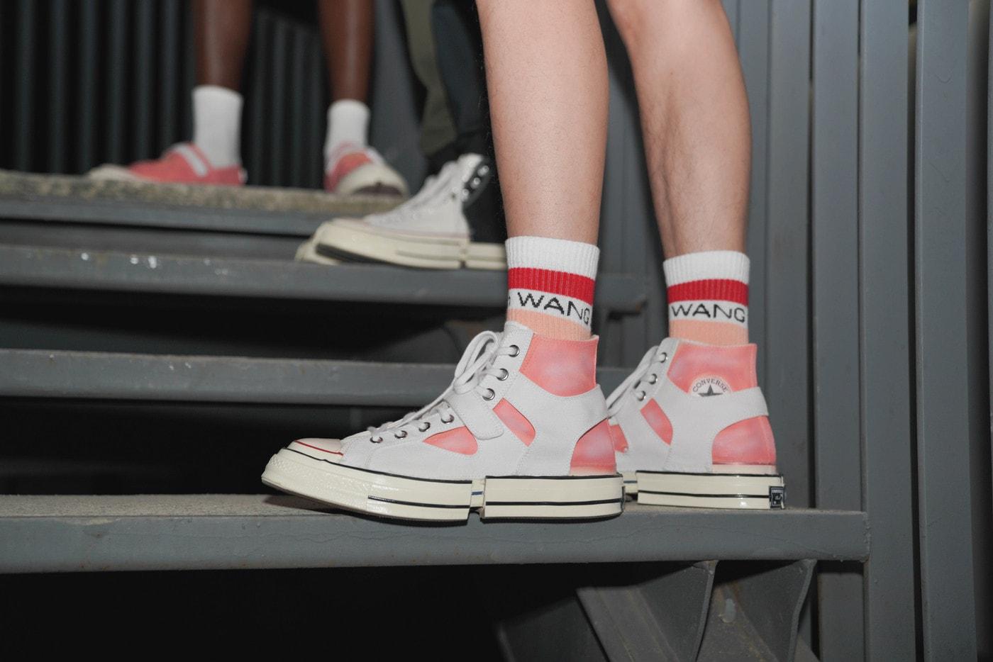 經她改造的 Converse 鞋款都被搶購一空 | Home Chat:專訪中國設計師 Feng Chen Wang