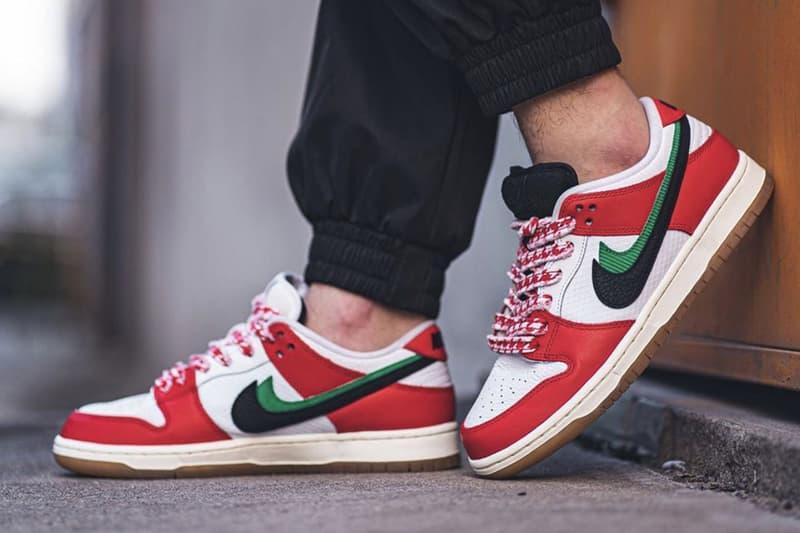 率先近賞 Frame Skate x Nike SB Dunk Low「Habibi」全新聯乘鞋款