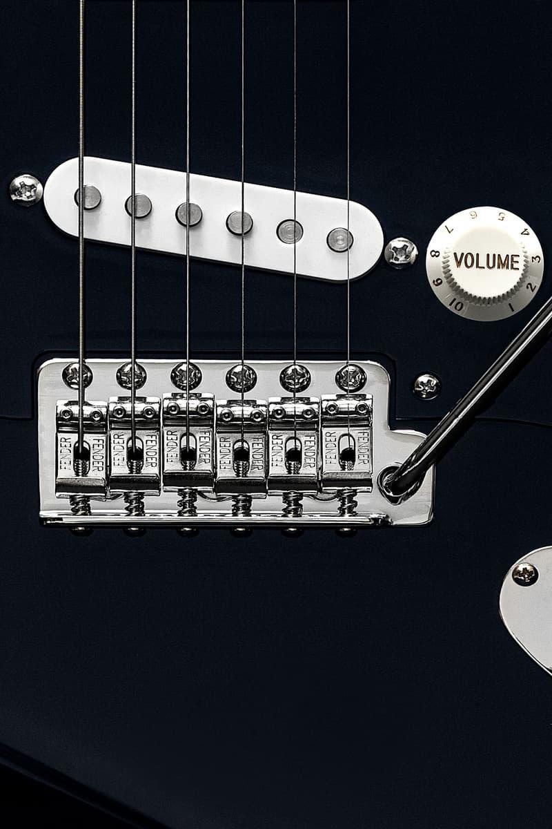 HYPEBEAST 攜手 Fender 推出聯名限量 Stratocaster 吉他