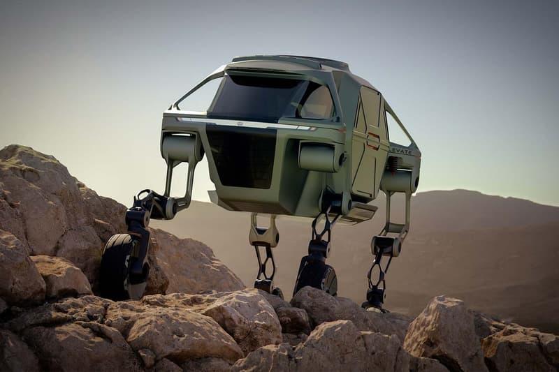 Hyundai 研發全新「變形金剛」全地形車款