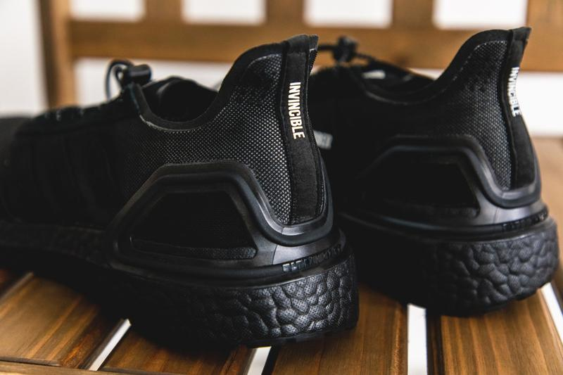 HYPEBEAST 獨家開箱 INVINCIBLE x adidas 最新聯名鞋款「UNSTOPPABLE PACK」